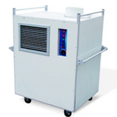 10.3kw Exhaust Tube Air Conditioning Hire