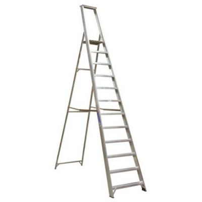 12 Tread Stepladder Hire
