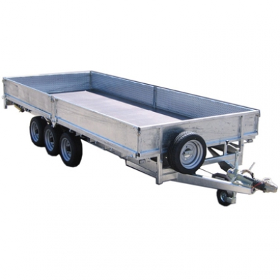 14' Tri Axle Trailer Hire