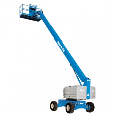 15.7m Telescopic Boom Lift Hire