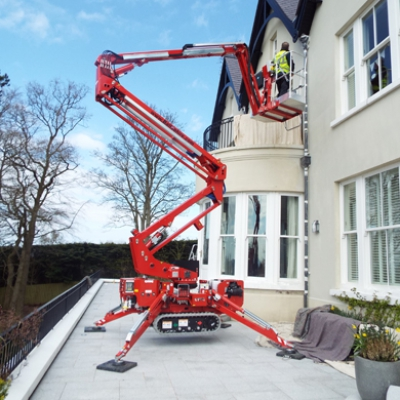15.1M Bi-Energy Tracked Boom Lift Hire