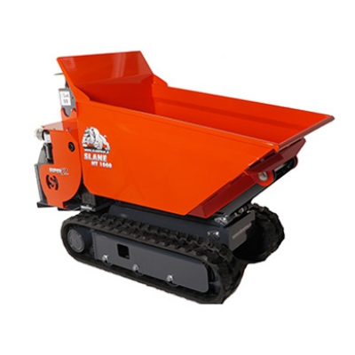 1 Ton High Tip Tracked Dumper Hire