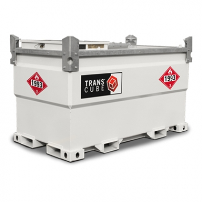 2000 Litre Long Run Fuel Tank Hire
