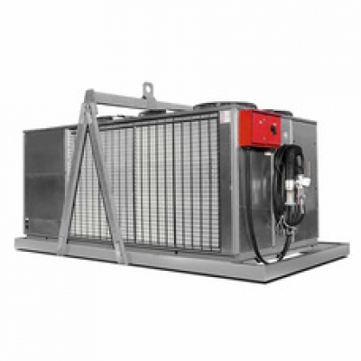 200kw Portable Chiller Hire