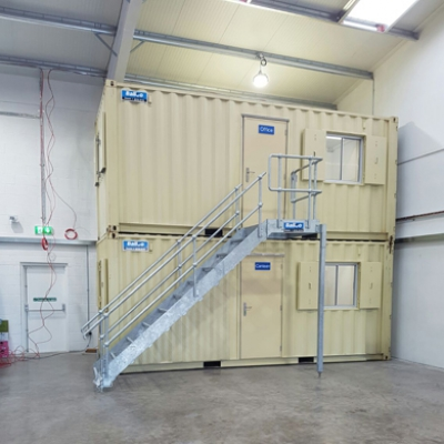 Anti-Vandal Office/Drying Room/Canteen Hire