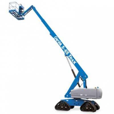 21.8m Tracked Telescopic Boom Lift Hire