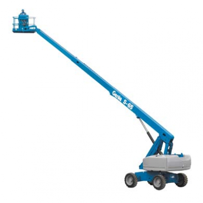 21.8m Diesel Telescopic Boom Lift Hire