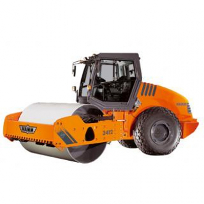 2100mm Rubber Wheel Roller (Soil Compactor) Hire
