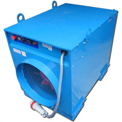42kw Electric Fan Heater Hire
