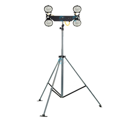 Quad Head Tripod Light Hire