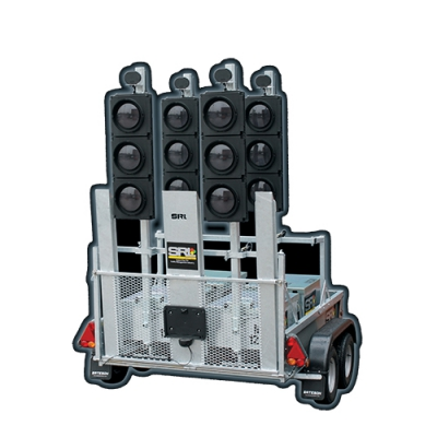 Three/Four Way Traffic Light Set Hire