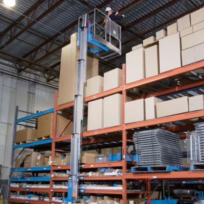 6 5m Vertical Mast Lift - GR15 | Powered Access | Balloo Hire