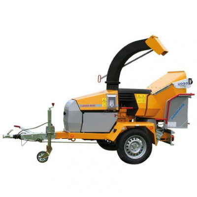 6 inch wood chipper