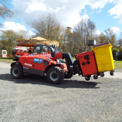 6m Telescopic Handler Hire