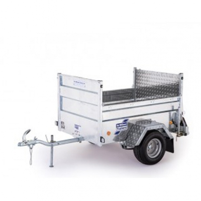 6' x 4' Heavy Duty Trailer Hire