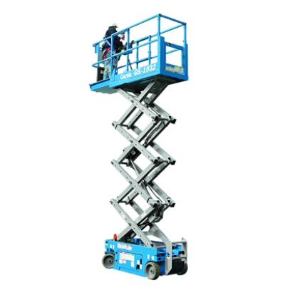 7.8m Electric Scissor Lift Hire