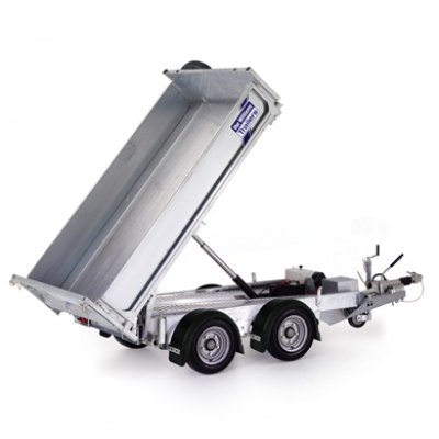 8' x 5' Tipping Trailer Hire