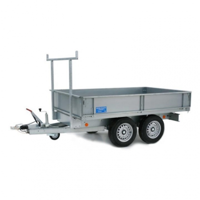 8' x 5' Builders Trailer Hire