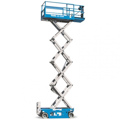 9.9m Electric Scissor Lift Hire