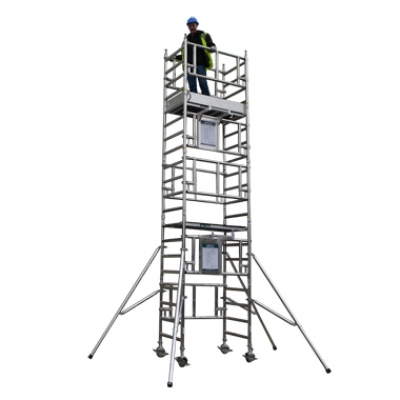 9.30m - 9.77m Alloy Tower Hire