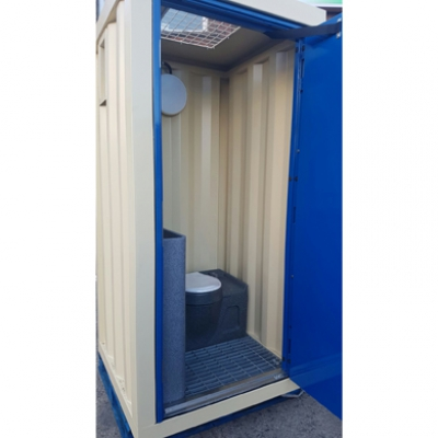 Anti Vandal Chemical Toilet Hire
