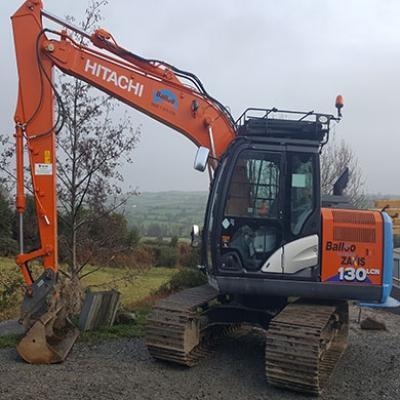 13 Ton Excavator Hire Excavators Equipment Hire Balloo Hire