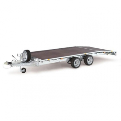 Beaver Tail Trailer Hire