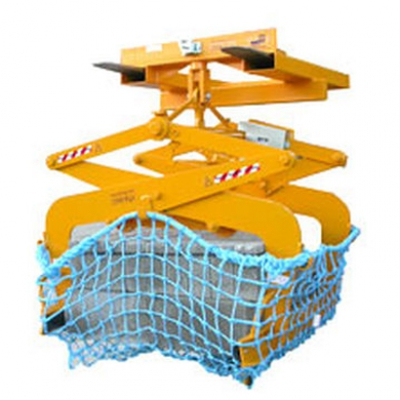 Block Grab Safety Net Hire