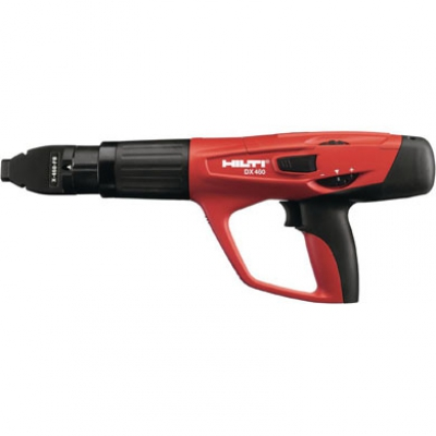Cartridge Nail Gun Hire