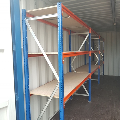 Container Shelf