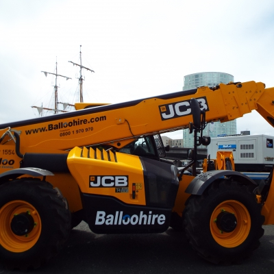 17m Telescopic Handler