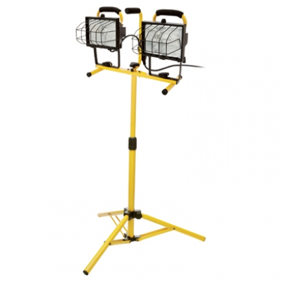 Double Head Tripod Light Hire