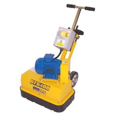Walk Behind Floor Grinder Hire
