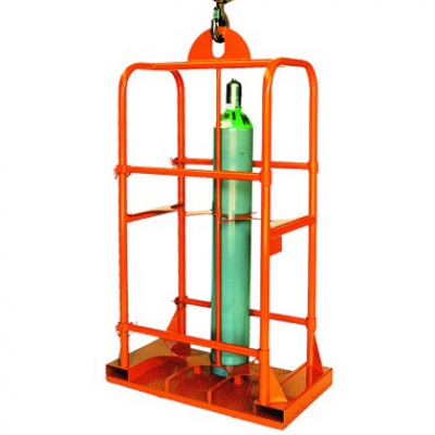 Gas Lifting Cage Hire