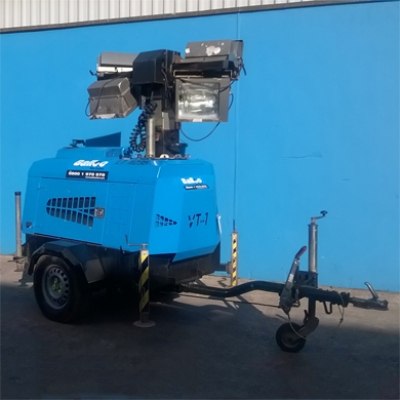 Genset VT1 Lighting Tower For Sale