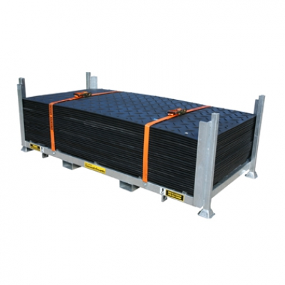 Heavy Duty Track Mats Hire