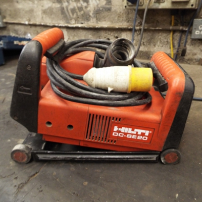 Hilti DC-SE20 Wall Chaser For Sale