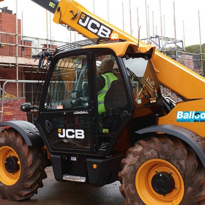 7m Telescopic Handler Hire