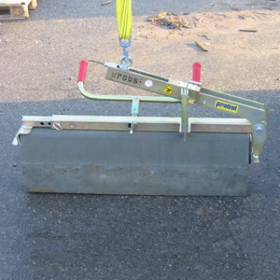 Kerb Stone Clamp Hire