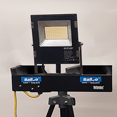 Single LED Light Hire