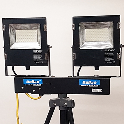 Double LED hire