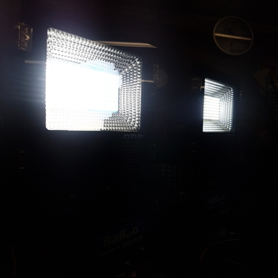 LED light hire