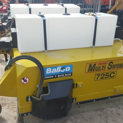 Multi sweep for hire