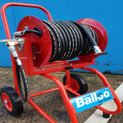 Powerhose extension reel