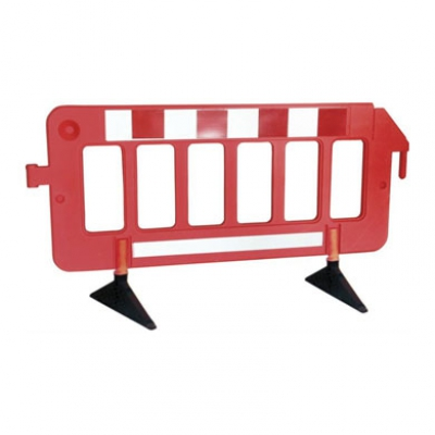 Plastic Barrier Hire