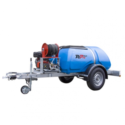 Power Washer Bowser Hire