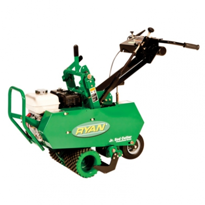 Professional Hydraulic Turf Cutter Hire