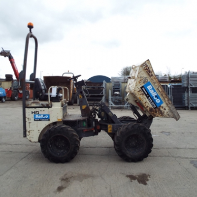 Terex HD1000 - 1Ton Hi-Tip Dumper For Sale