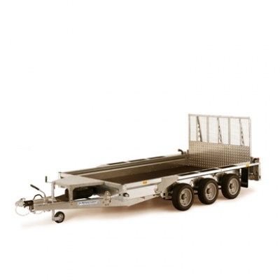Tri Axle Plant Trailer Hire