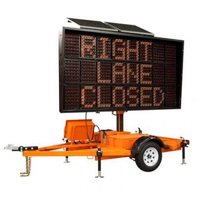 Electronic Variable Message Sign Hire